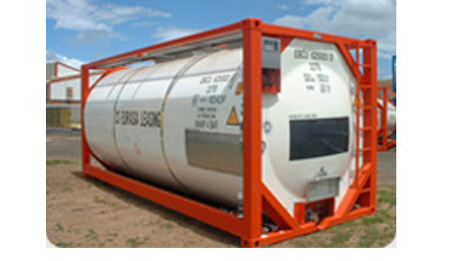 Electrical Heated Tank Container